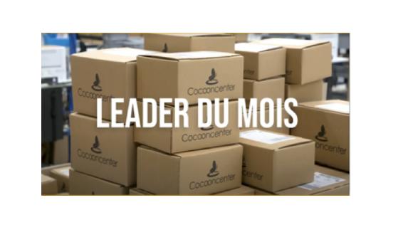 Le leader du mois à Reims : COCOONCENTER
