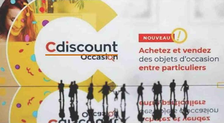 Cdiscount diversifie son activité en lançant Cdiscount. Occasion, une plateforme de vente d'objets entre particuliers