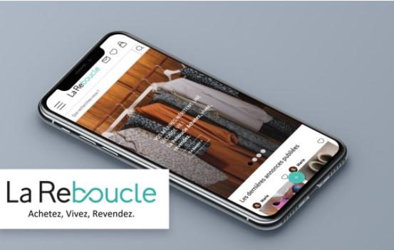 La Redoute lance « la reboucle » son nouveau service de vente de produits de seconde main