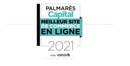 Willemse élu Meilleur site e-commerce 2021